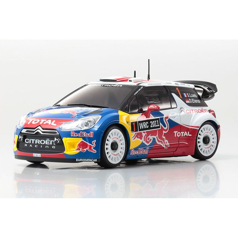 karosserie mini z ma 020 ds3 wrc 2011 s loeb mini z. Black Bedroom Furniture Sets. Home Design Ideas