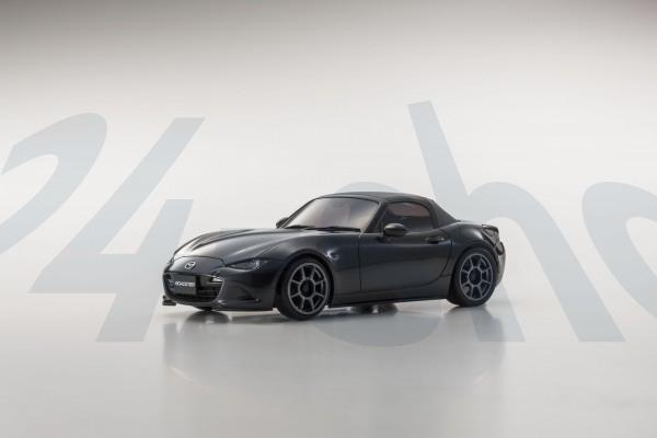 Kyosho Mini-z AWD Karosserie / K.MZP433BK / MAZDA ROADSTER JET BLACK / AUTOSCALE