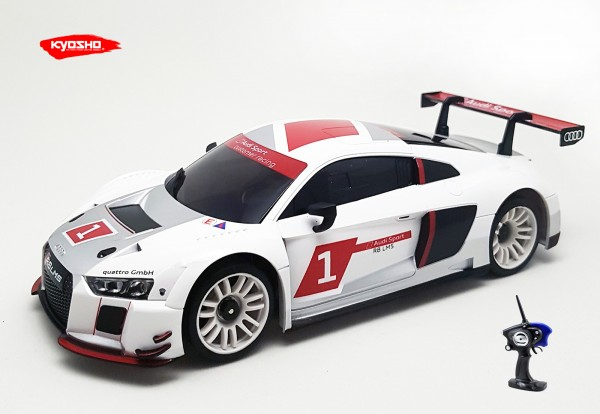 Mini-Z MR-03 Sports 2 Audi R8 LMS 2015 weiss / 32204GLMS2015 / RWD