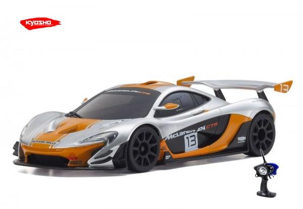 Mini-Z MR-03 Sports 2 McLAREN P1 GTR silver/orange