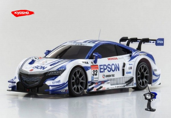 Mini-z / Kyosho MR-03 Sports 2 /  EPSON NSX / K.32225GEP / RWD
