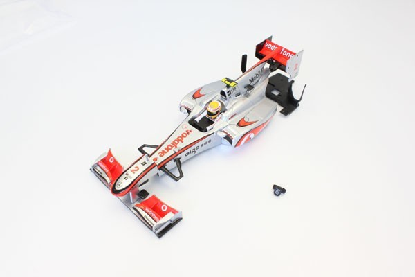 Karosserie Mini-z F1 McLaren Mercedes MP4-24 No.2