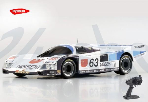 Kyosho   Mini-z MR03 RWD   Porsche 962C Coupe LH No.63   KT531P   K.RWD322NT