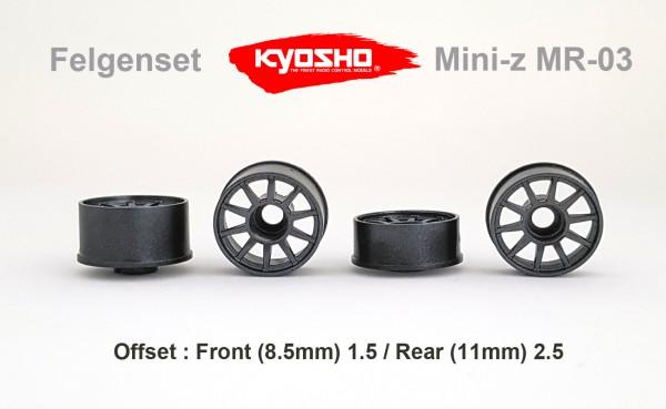 Felgenset Mini-z MR-03 / Kyosho | McLaren F1 | RWD | MCLaren