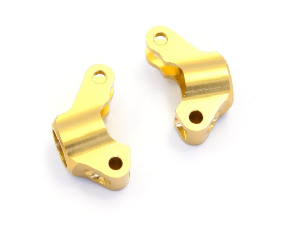 Lenkhebelträger,hinten, gold Mini-z Buggy  mbw019g