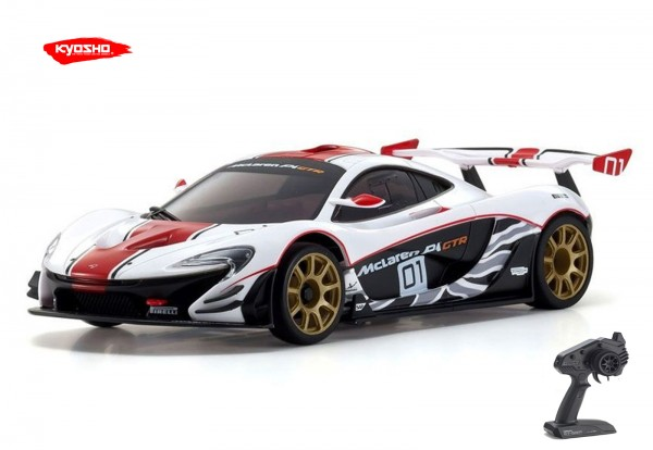 Mini-z RWD McLAREN P1 GTR wide/red(W-MM/KT531P)