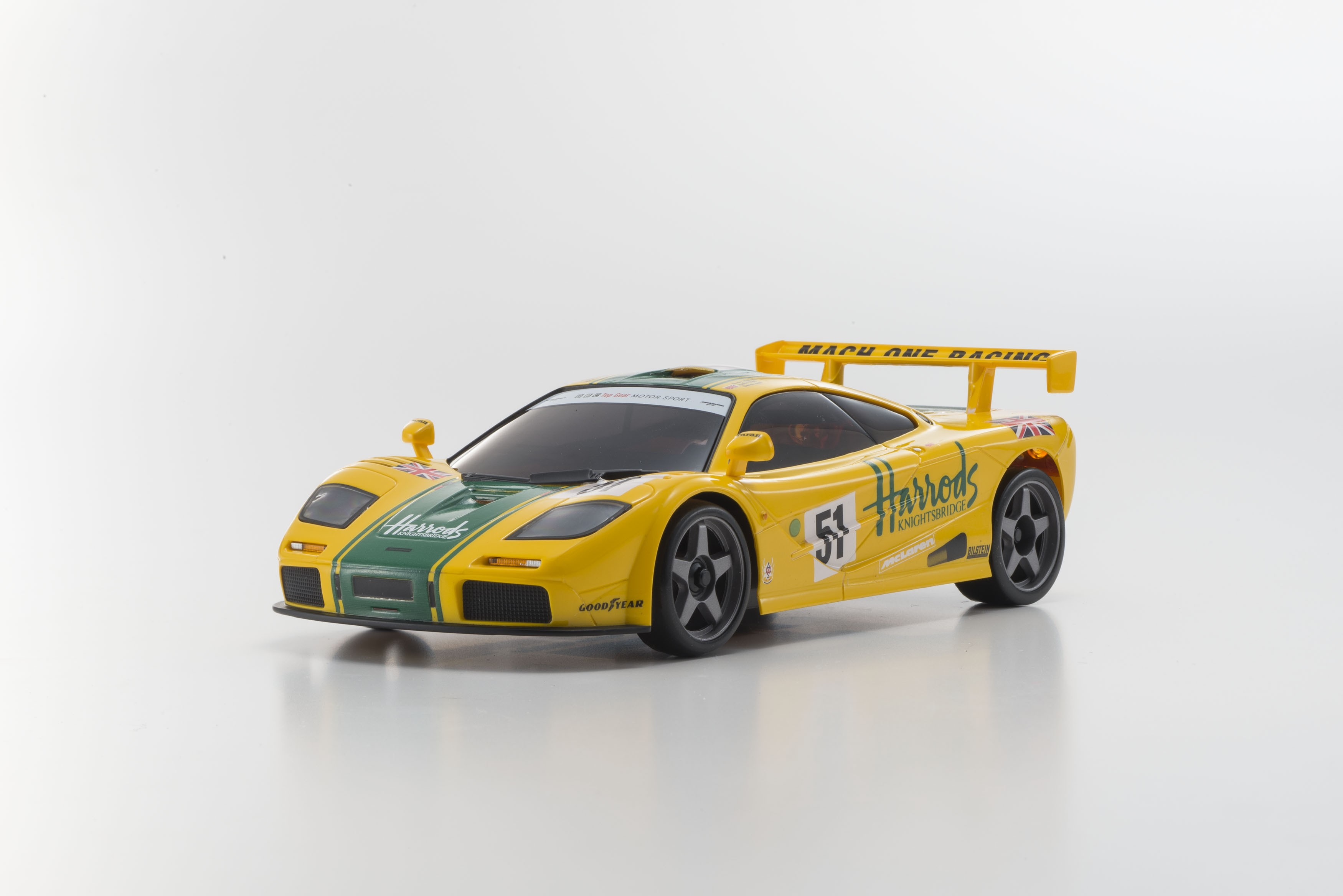 kyosho mini z ersatz karosserie autoscale mclaren f1. Black Bedroom Furniture Sets. Home Design Ideas