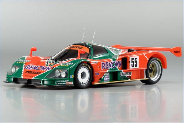 Kyosho K.MZP342RE Karosserie Mini-z MR-03 AUTOSCALE Mazda 787B