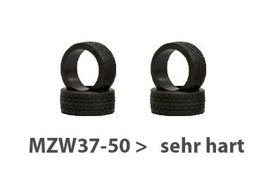 Reifen Mini-z Radial, 8,5mm (4) MZW37-50