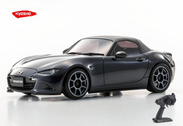 Kyosho /Mini-z RWD / Mazda Roadster JET BLACK / KT531P / K.RWD433BK