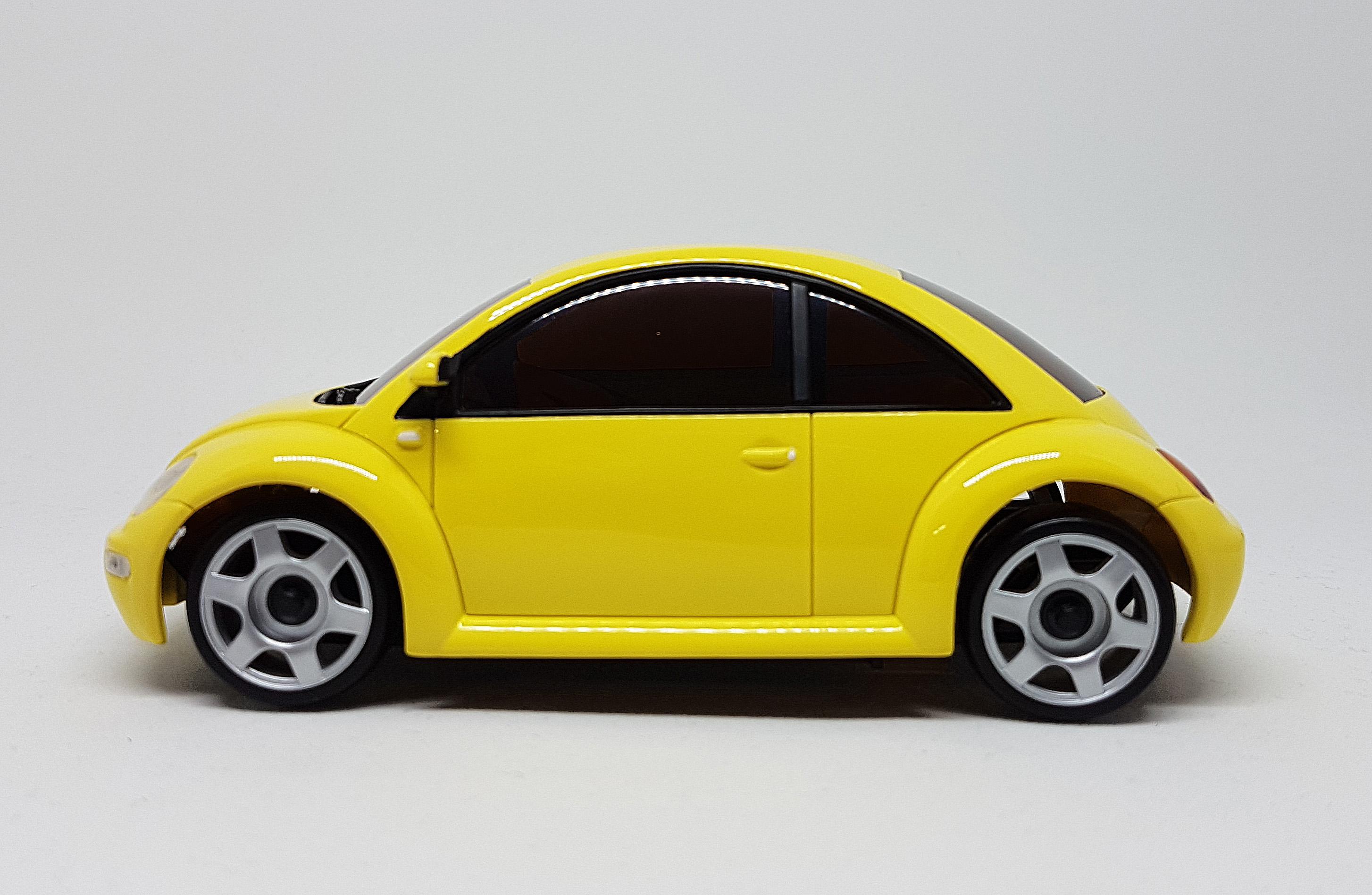 mini z mr03ve vw new beetle gelb kyosho x24. Black Bedroom Furniture Sets. Home Design Ideas