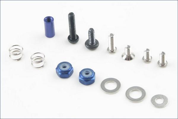 Kleinteile für Reibungsstossdämpfer MM/LL Mini-z MR-03 mzw411-1