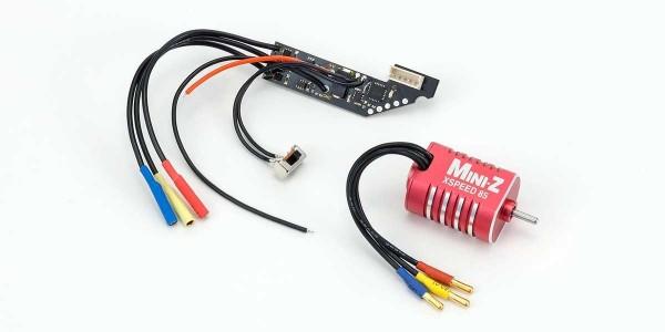 MZ BUGGY Brushless conversion set 8500KV MBW2019