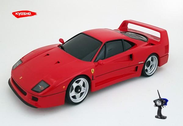 Mini-Z MR-03 Sports 2/ Ferrari F40 Red Version / Kyosho / K.32227R / RWD