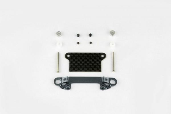 Front Lower Wishbone (Querlenker) gunmetal MRP050WU