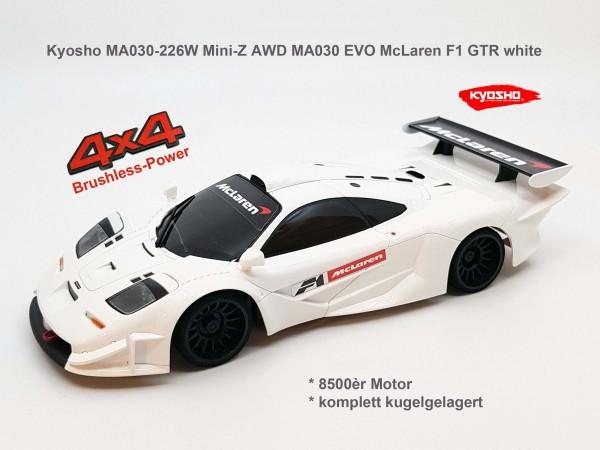 Kyosho | Mini-Z MA030 EVO McLaren| K.32180B | MA030-237W