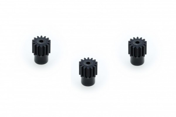 64 PITCH PINION 14T (3PCS) Mini-Z