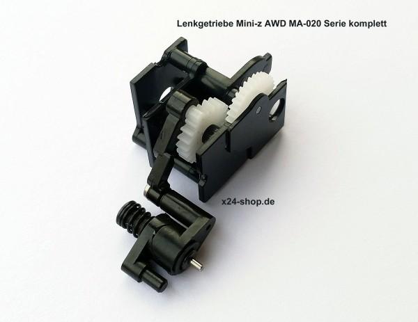 Lenkgetriebe komplett Mini-z AWD MA-020 Serie md024-x24LG