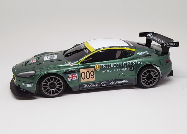 Mini-z RWD Aston Martin DBR 9,No 9