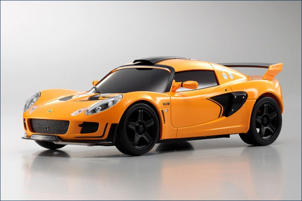 Karosserie Mini-z MR-03 Lotus Exige Cup original mzp135-OR