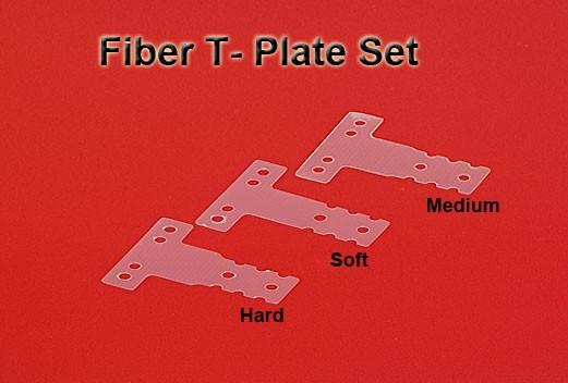 Fiber T-PLATE SET (MM) Mini-Z