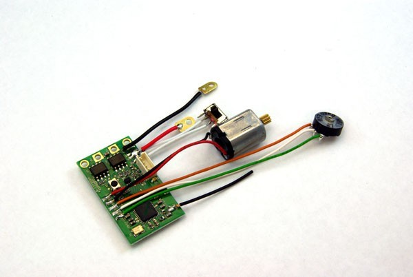 RC Einheit Mini-z MR-02 (2.4Ghz) mz303