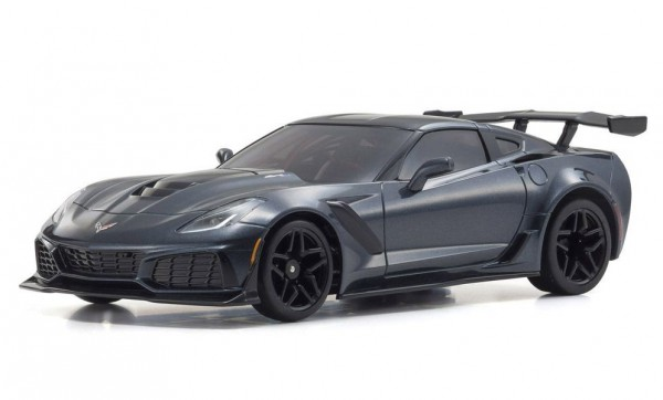 Karosserie MR-03 / Chevrolet Corvette ZR1 Shadow Grey / K.MZP240GM | Autoscale | MR03RWD