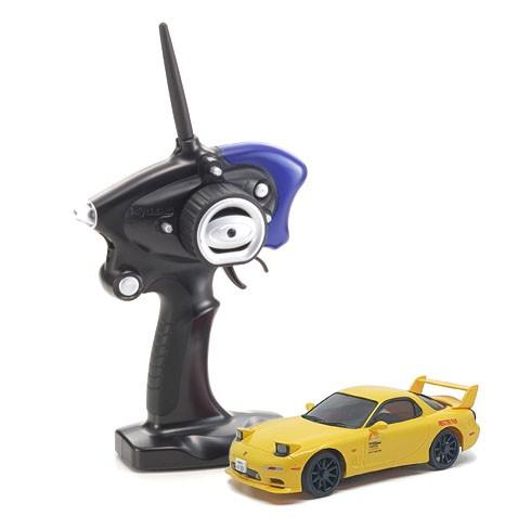 Miniz AWD MA020 Sports | Allrad Kyosho | K.32612Y | Mazda Savanna RX7-FD3S InitialD| KT19