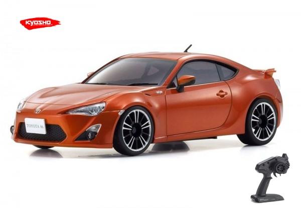 Kyosho /Mini-z RWD / TOYOTA 86 Metallic Orange / KT531P / K.32336MO