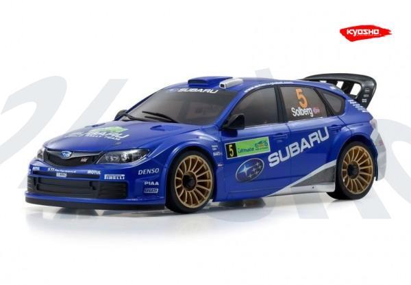 Karosserie Mini-Z SUBARU IMPREZA WRC2008 No.5