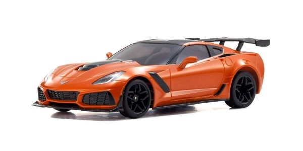Karosserie Mini-z MR03RWD Chevrolet Corvette ZR1 Orange (W-MM)