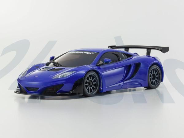 Karosserie Mini-z MR-03 McLaren 12C GT3, blau mzp226MB