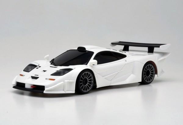 Kyosho Mini-z / Karosserie / Autoscale / McLaren F1 GTR weiss / K.MZP237W