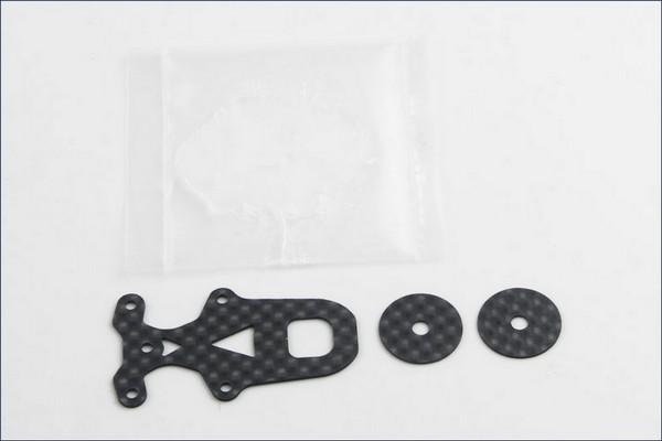 Reibungsplatte für Reibungsstossdämpfer MM/LL Mini-z MR-03 mzw411b-2