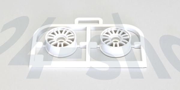 Mini-z- Felge MR-03 | K.MZH131W-N0 | weiss