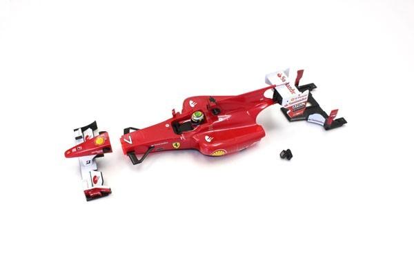 Karosserie Mini-z F1 Ferrari F10 No.7