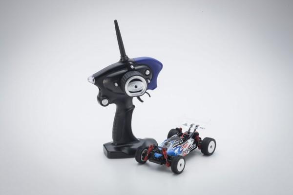 Mini-z Buggy MB010S 4WD Lazer ZX6 Jared Tebo- readyset