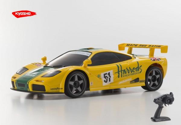 Kyosho | Mini-z RWD | McLaren F1 GTR No.51 LM 1995 | KT531P | K.32332HR