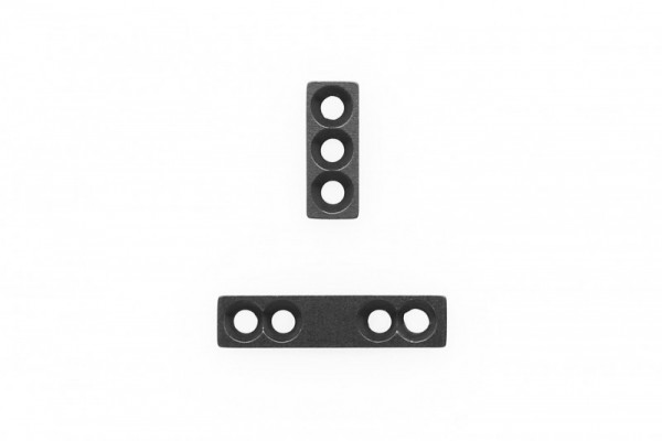 T-PLATE AND MOTOR MOUNT PLATE XP-M03-MP7