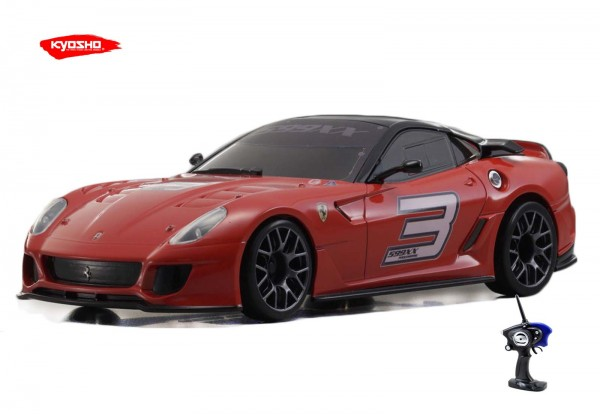 Kyosho Mini-Z MR03 Sports2 / Ferrari 599XX Red version /  K.32224GR / RWD | Mini-RC Auto
