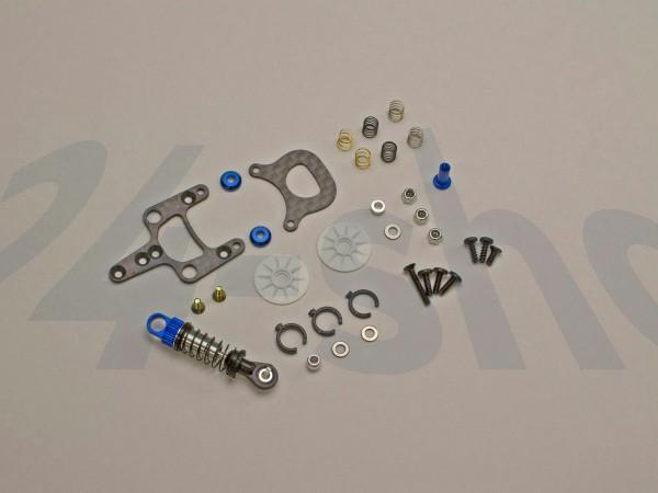Öldruckstossdämpfer MM 98mm, LM 102mm Mini-z MR-03 R246-1222