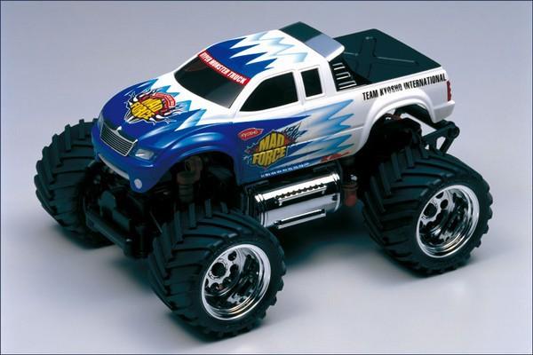 Monster Karosserie 1:24 MadForce T2  MMB-01-w