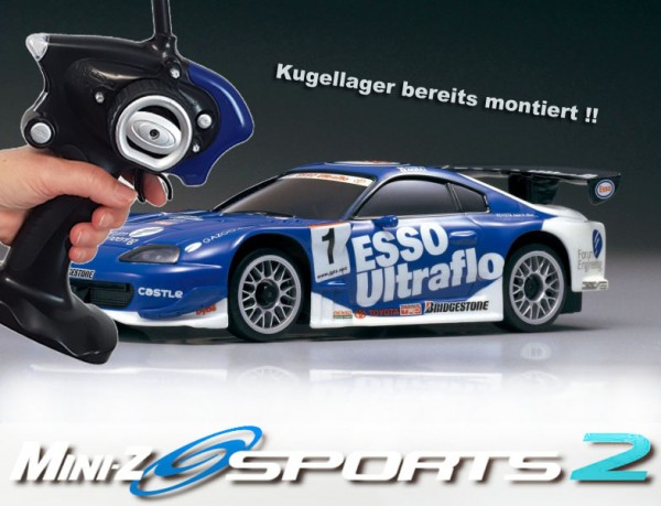 Mini-Z MR-03 Sports 2 ESSO ULTRAFLO SUPRA 200