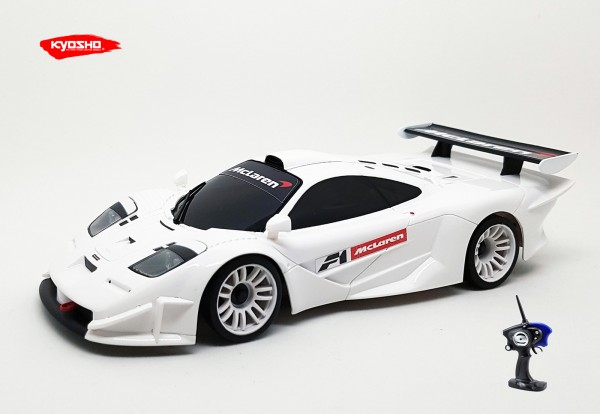 Mini-z / Kyosho MR-03 Sports 2 / McLaren F1 GTR WEISS / K.MR03S237W / RWD