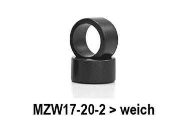 Reifen Mini-z Slick, 11mm (2) MZW17-20-2