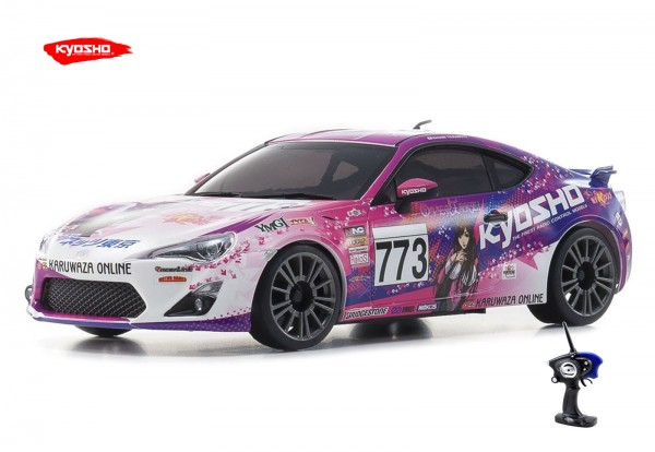Mini-Z MR-03 Sports 2/ Mini-Z MR-03 Sports 2 JKB86 2014 50th Anniversary (N/RM)/ Kyosho / K.32201LGJKB2 / RWD