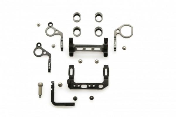 Motorhalter 86-94 (RM) schwarz Mini-Z