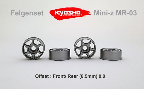 Felgenset Mini-z MR-03 / Kyosho | McLaren F1 | RWD | MCLaren | offset 0