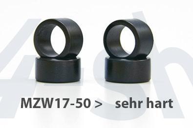 Reifen Mini-z Slick, 11mm (4) MZW17-50