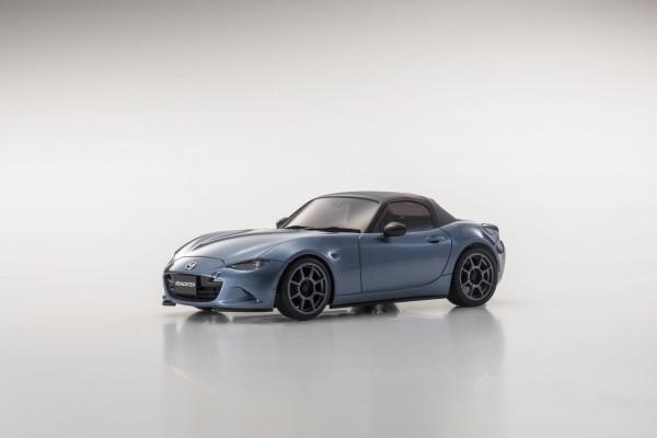 Kyosho Mini-z AWD Karosserie / K.MZP433MB / MAZDA ROADSTER BLUE REFLEX / AUTOSCALE